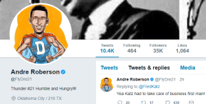 andrew roberson twitter